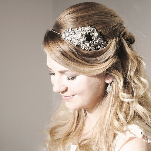 Zara Jewelled Headpiece