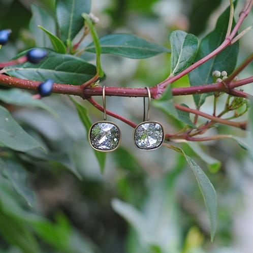 Jessica Crystal Earrings