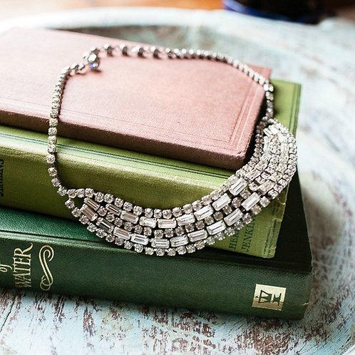 Original 1950s Vintage Collar Necklace