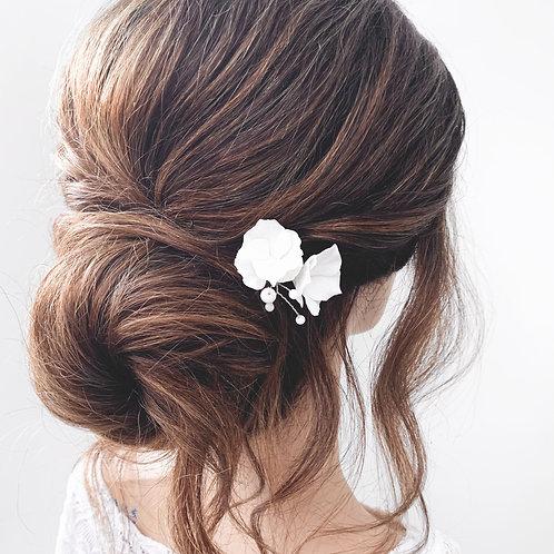 Lucia Floral Hair Pin
