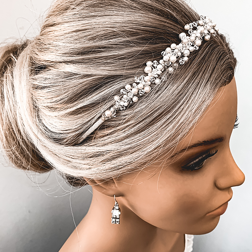Leia Jewelled Headband