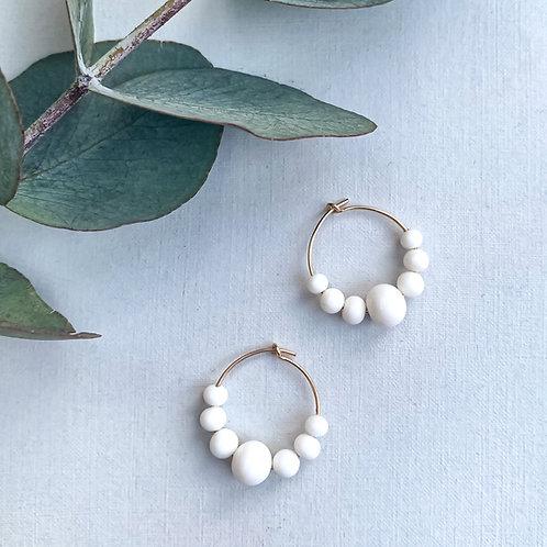 Giorgia Hoop Earrings