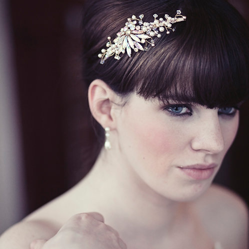 Libby Jewelled Headpiece