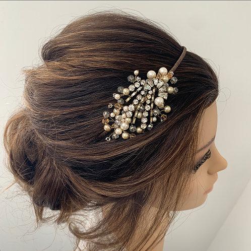 Daisy Jewelled Headdress