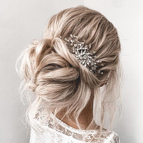 Eva Jewelled Hair Comb