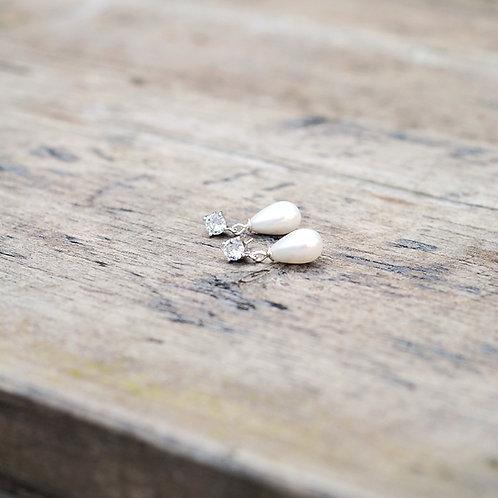 Ana Pearl Drop Earrings