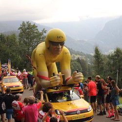 Tour de France caravan