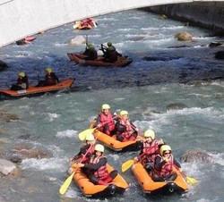 White water rafting - Sixt