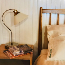 All bedrooms have bedside tables and reading lights