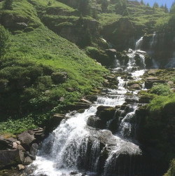 sq - sales waterfall