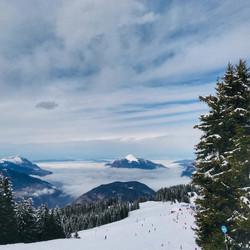 Cloud sea - January 2018