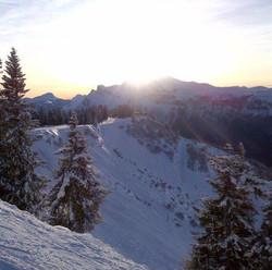 sq - sunlight on snow