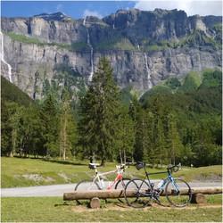 A cyclist's paradise - Sixt, Fer à cheval