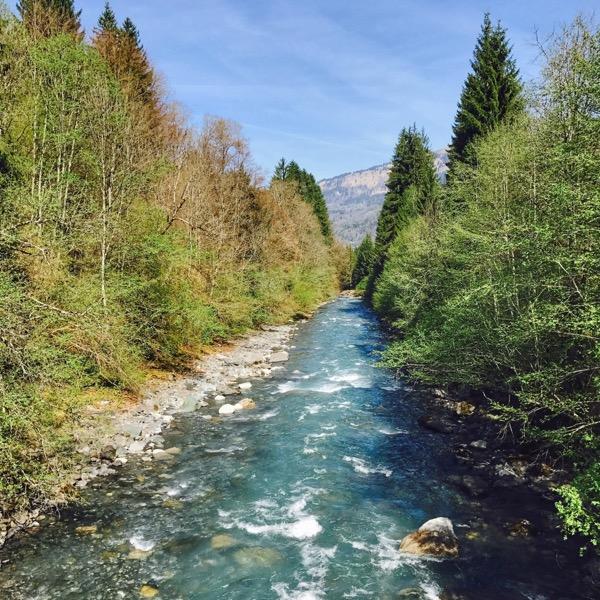 River Giffre