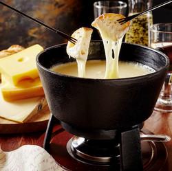 Post ski fondue