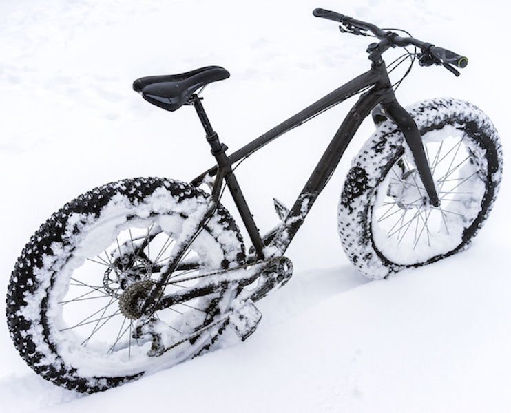 Fatbiking - huge amounts of fun