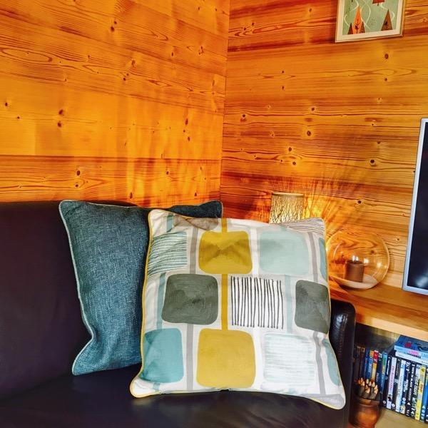 A cosy corner