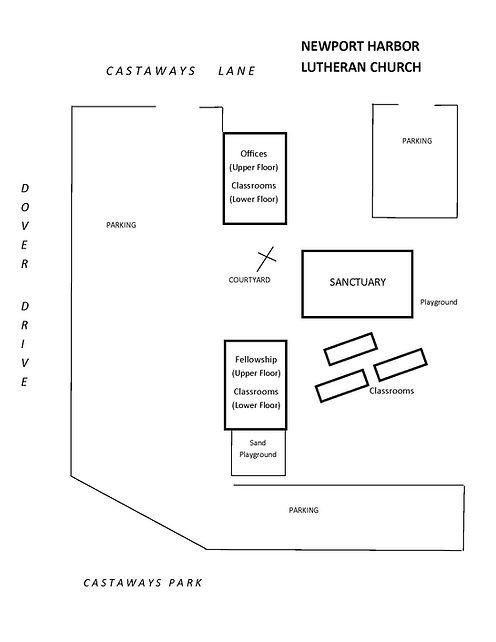 NHLCS Campus Map