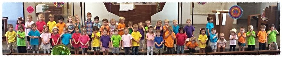 Newport Harbor Lutheran Church preschool