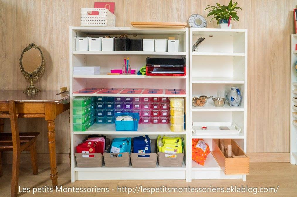 Langage Montessori.
