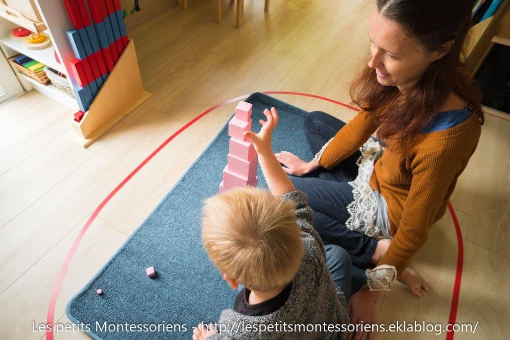 La tour Rose Montessori
