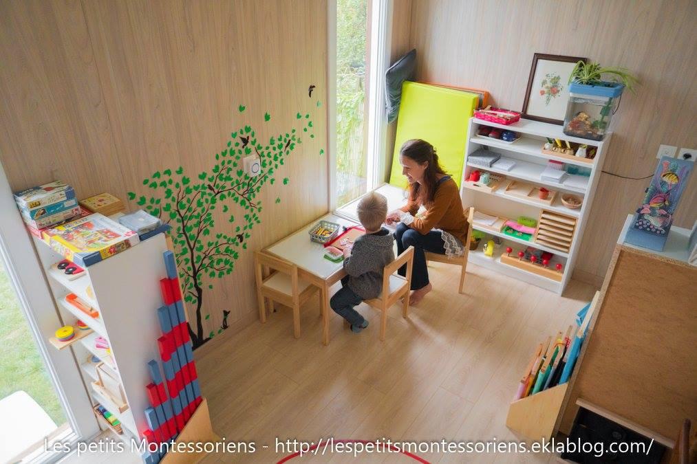 Educatrice Montessori