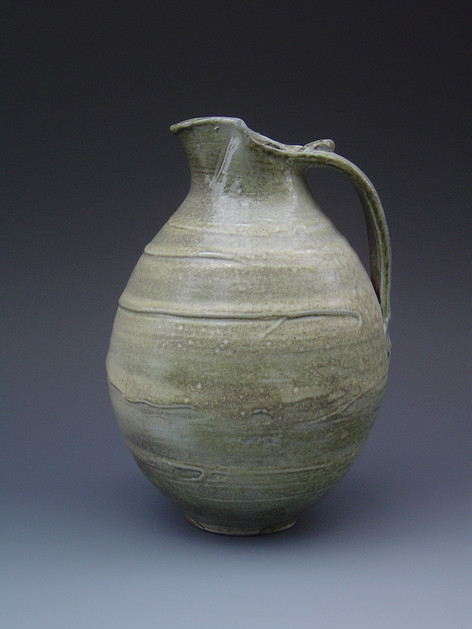 Wood Fired Pitcher