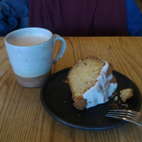 Tea at Miro Tea House