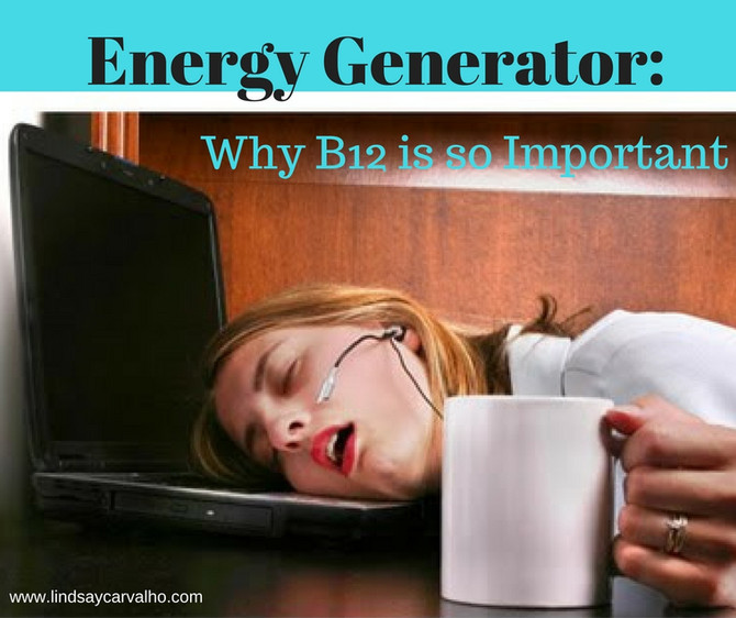 Energy Generator: Why B12 is so important