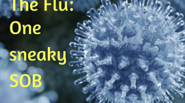 The Flu: one sneaky SOB