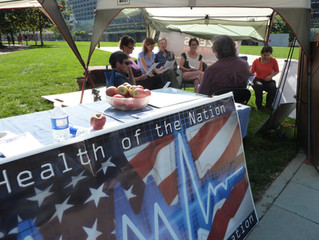 Americans Working Together for a Healthcare System That Works for All