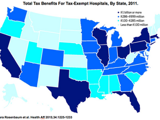 Fast Fact: Hospital Community Benefit Dollars Can Benefit Community Development