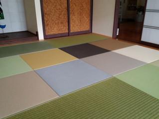 畳の種類・カラー
