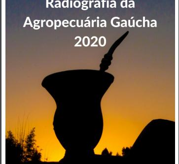 Secretaria da Agricultura lança Radiografia da Agropecuária Gaúcha 2020