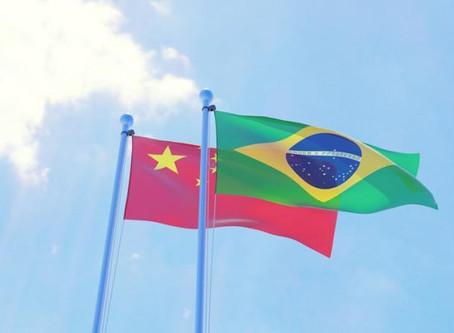 Brasil lança unidade de negócios exclusiva para aumentar vendas à China