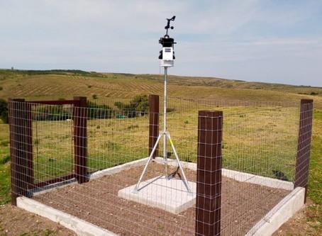 RS instala estações meteorológicas que monitoram deriva de 2,4-D