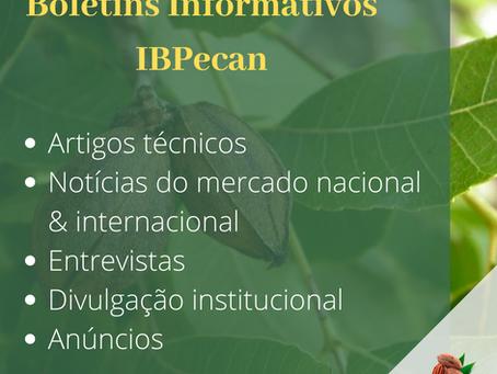 Boletins Informativos IBPecan
