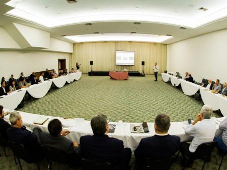 O IBPecan é membro da Câmara Temática do Mercosul e Comércio Exterior