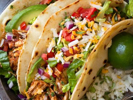 RV Recipes: Salsa Chicken Tacos | Mid Florida RV