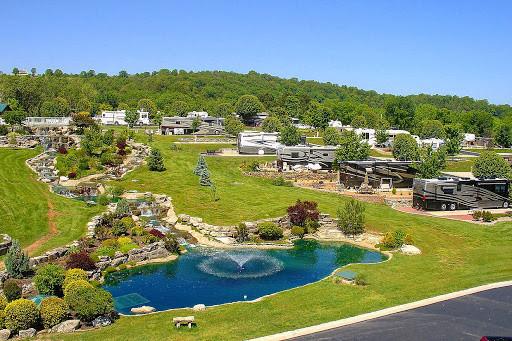 Ozarks RV Park   Private RV Park