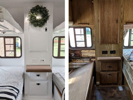 3 Easy Ways To Renovate Your RV | Mid Florida RV Services