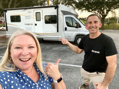 RV Love Did An RV Rental Road Trip In Florida | Mid Florida RV