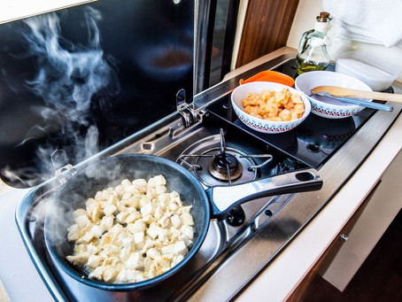 Easy & Tasty Food Hacks To Try When Traveling In An RV | Mid Florida RV