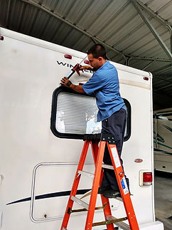 Mid Florida RV offers RV services such as oil changes, resealants, awming and generator repairs, and much more; and you don't have to wait months as we can get you in almost same day.