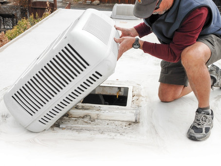 Most Common Reason Your A/C Went Out In Your RV | Mid Florida RV Services