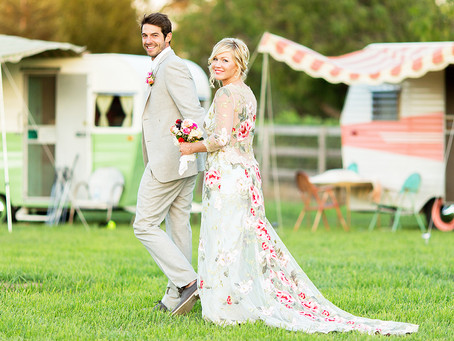 5 Reasons To Rent An RV For Your Wedding | Mid Florida RV