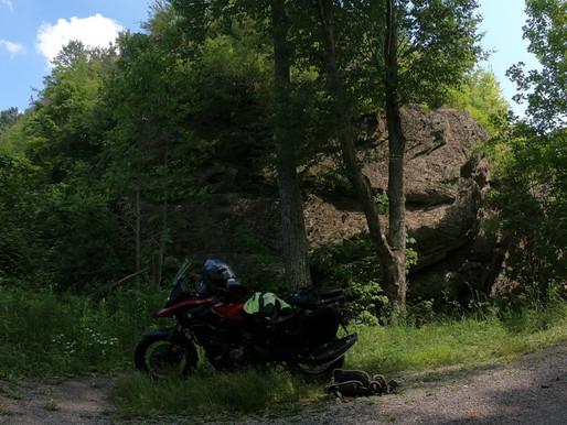 Little Shepherd Trail.  KY.  June 21, 2020