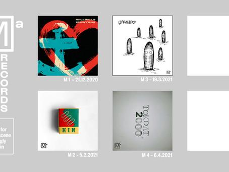 Ma Records - a new label is born!