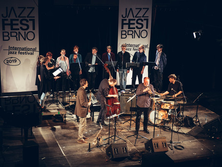 NOCZ & choir, JAZZFEST BRNO