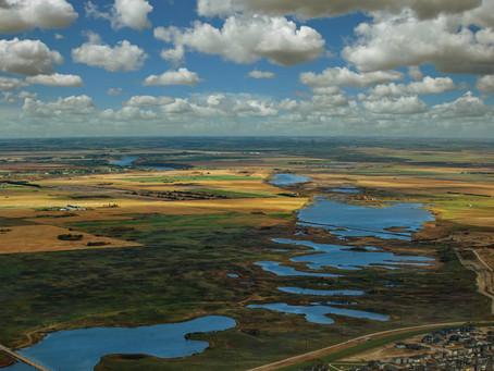 Saskatoon's Northeast Swale